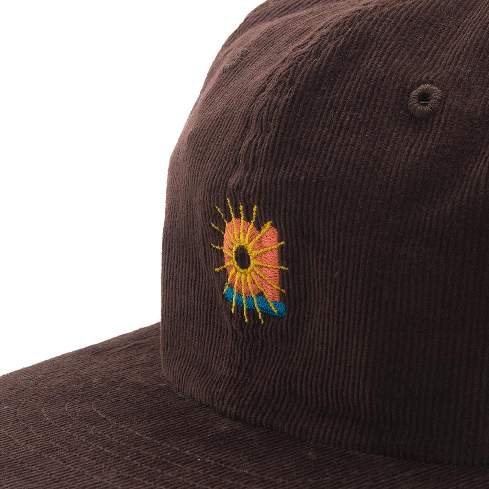 ALLTIMERS JUICE HAT / BROWN
