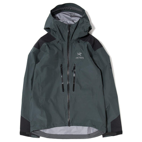 ARCTERYX ALPHA AR JACKET / GRAPHITE