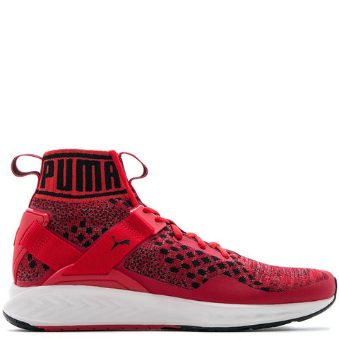 PUMA IGNITE EVOKNIT / HIGH RISK RED - 1