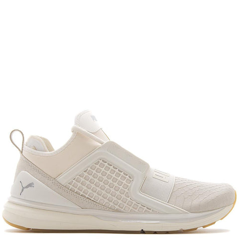 PUMA IGNITE LIMITLESS REPTILE / WHISPER WHITE