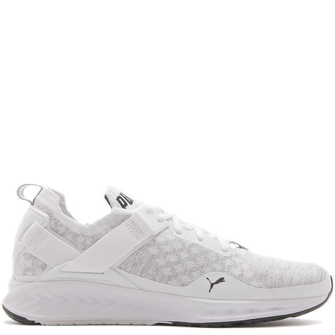 PUMA IGNITE EVOKNIT LOW / WHITE