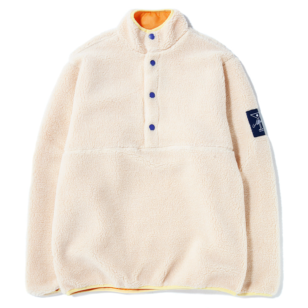 Style code 18FA01AP0401CRM. Alltimers Cousins Pullover / Cream