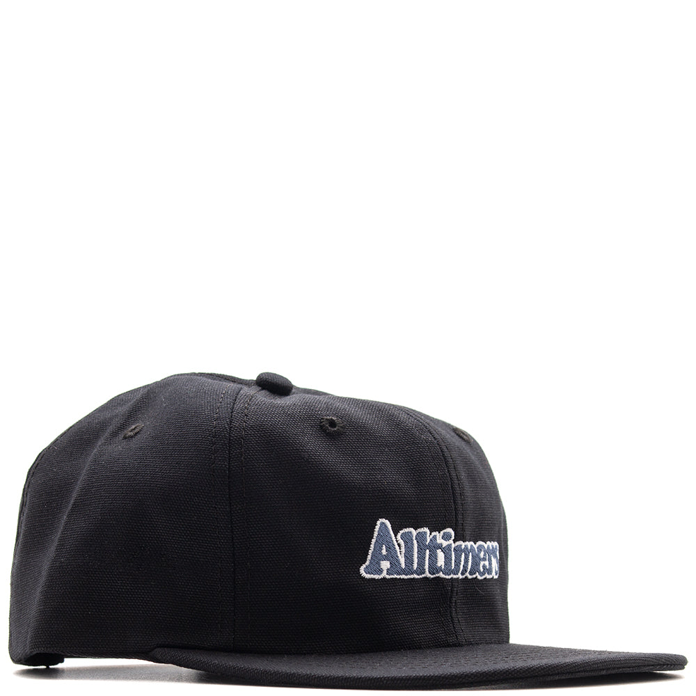 Style code 18FA01AP1101BLK. Alltimers Broadway Hat / Black