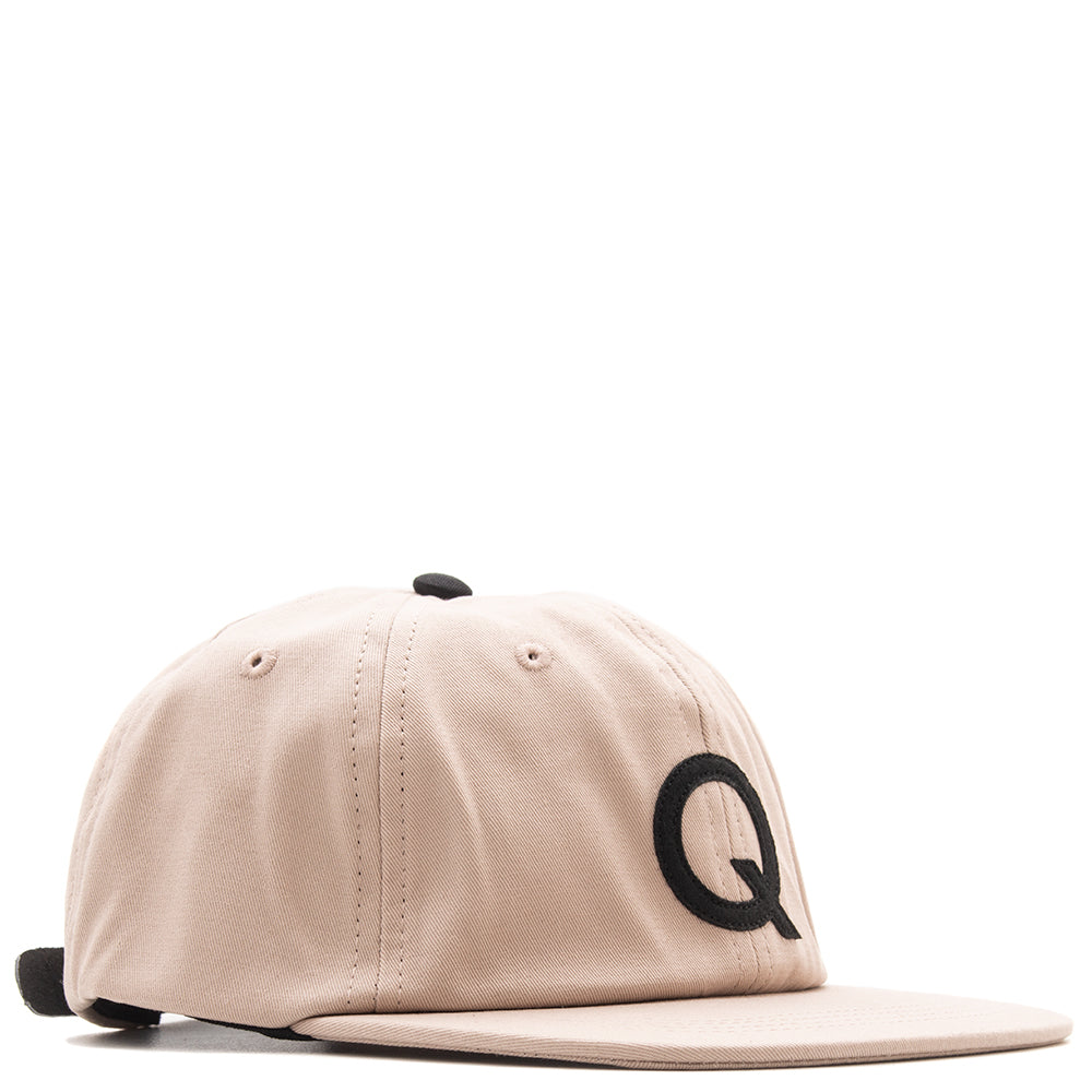 Style code 18FAD11192TAN. Quiet Life League Polo Hat / Tan