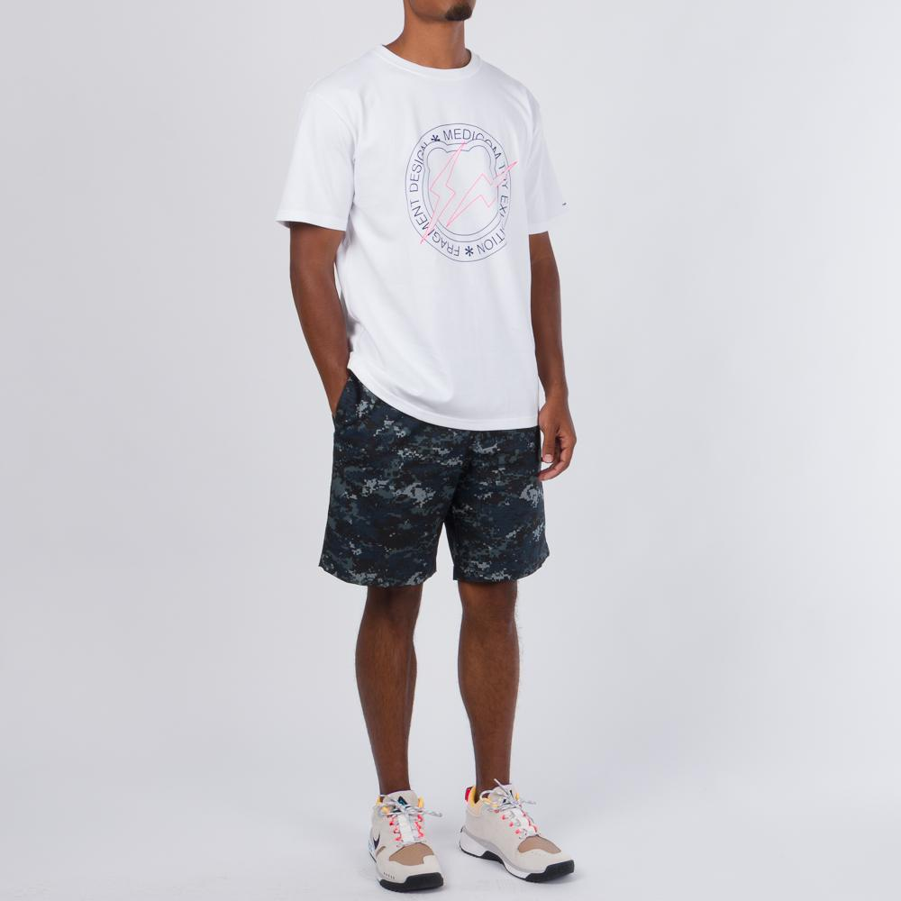 Medicom x Fragment Design BE@R T-shirt / White