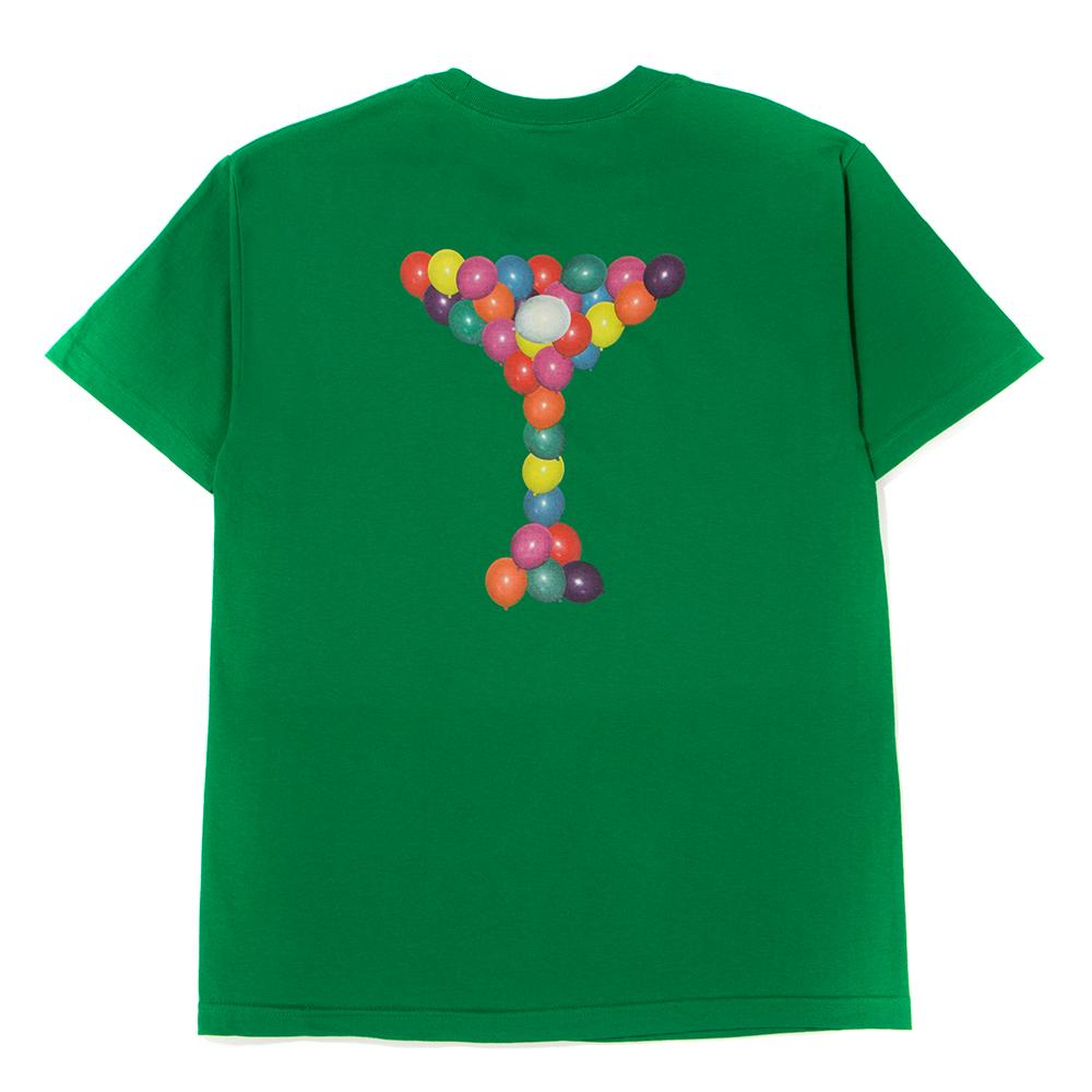 Style code 18SP01AP0205KEL. ALLTIMERS HELIUM T-SHIRT / KELLY GREEN