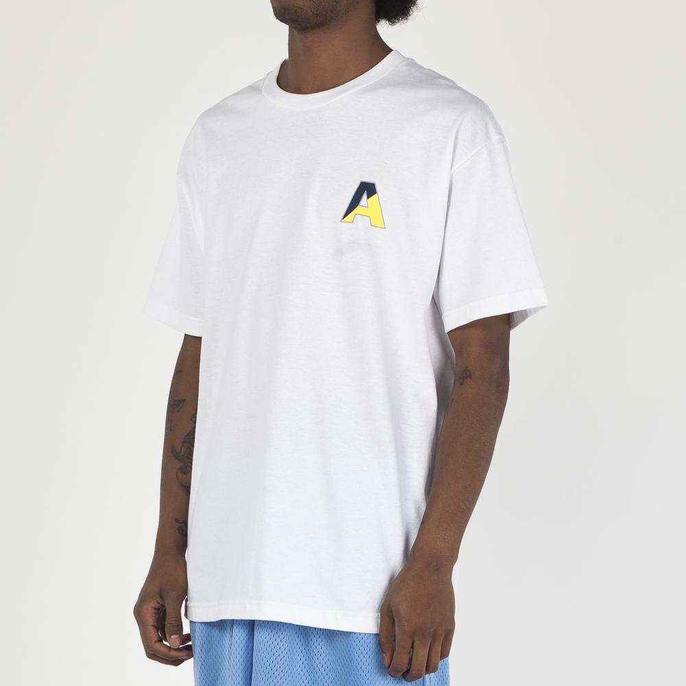 ALLTIMERS A T-SHIRT / WHITE