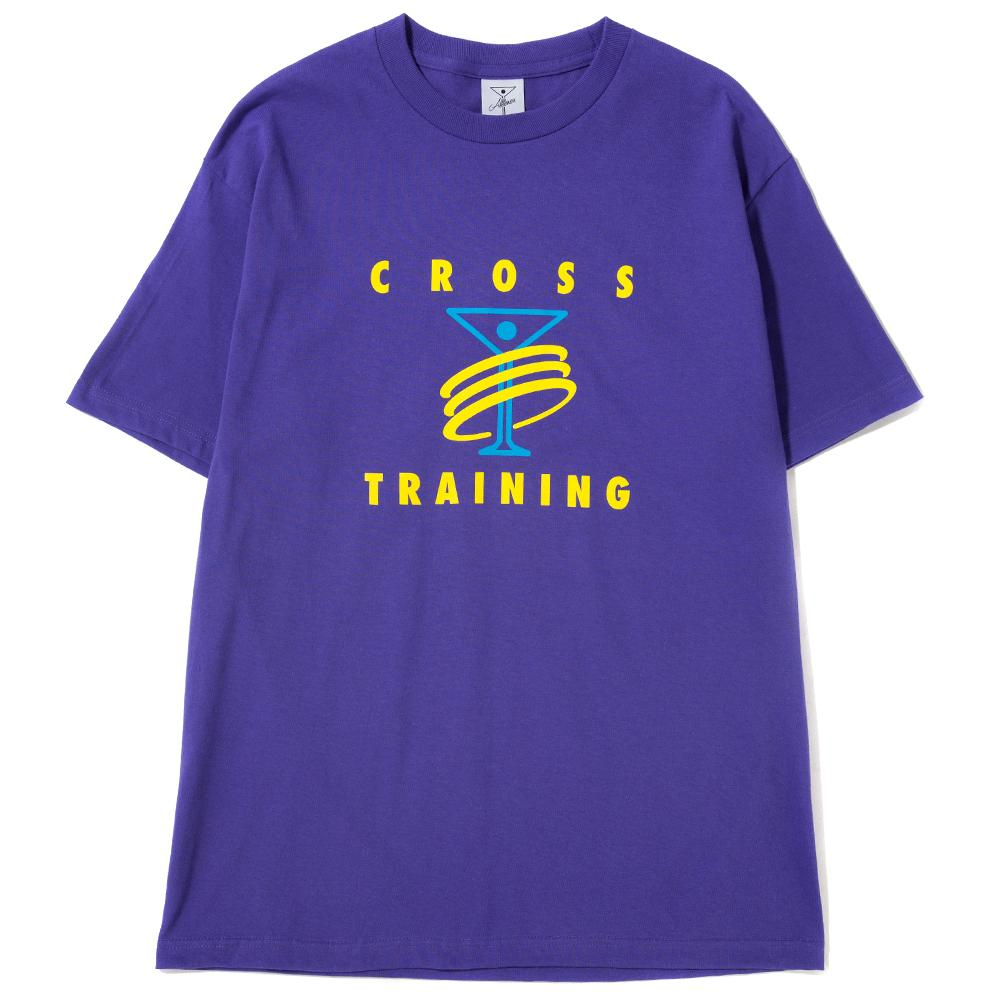 Style code 18SP02AP0206PUR. ALLTIMERS TRAINING T-SHIRT / PURPLE