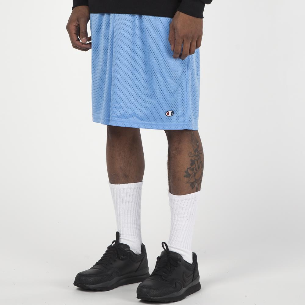 ALLTIMERS LEAGUE PLAYER SHORTS / SWISS BLUE