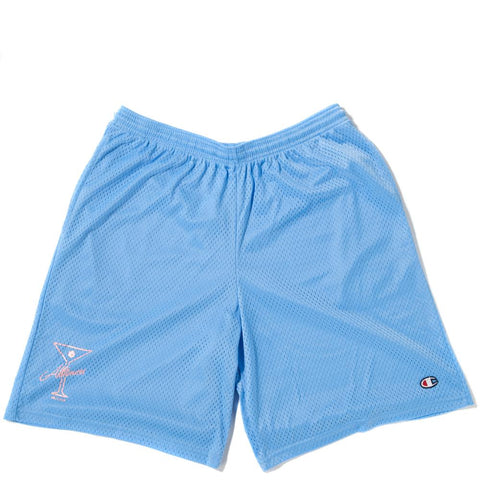 Style code 18SP02AP0801SWI. ALLTIMERS LEAGUE PLAYER SHORTS / SWISS BLUE