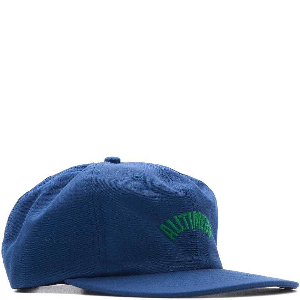 Style code 18SP02AP1101NVY. ALLTIMERS ARCH HAT / NAVY