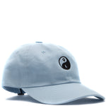 Style code 18SPD11231MNT. QUIET LIFE YIN YANG DAD HAT / MINT