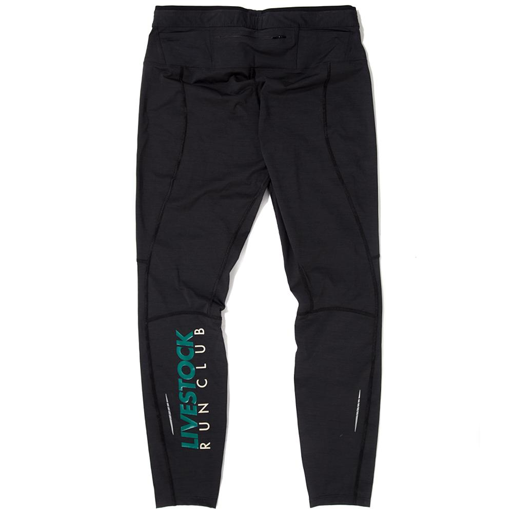 Style code 19747LVSTK. Livestock Run Kit Accelero Tight / Black