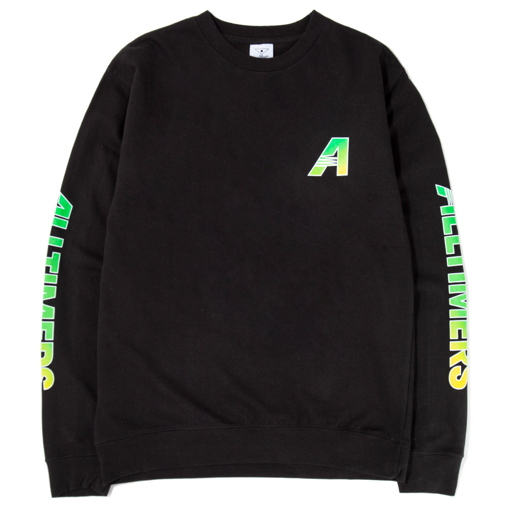 19SP01AP0303BLK Alltimers Artists Crewneck / Black