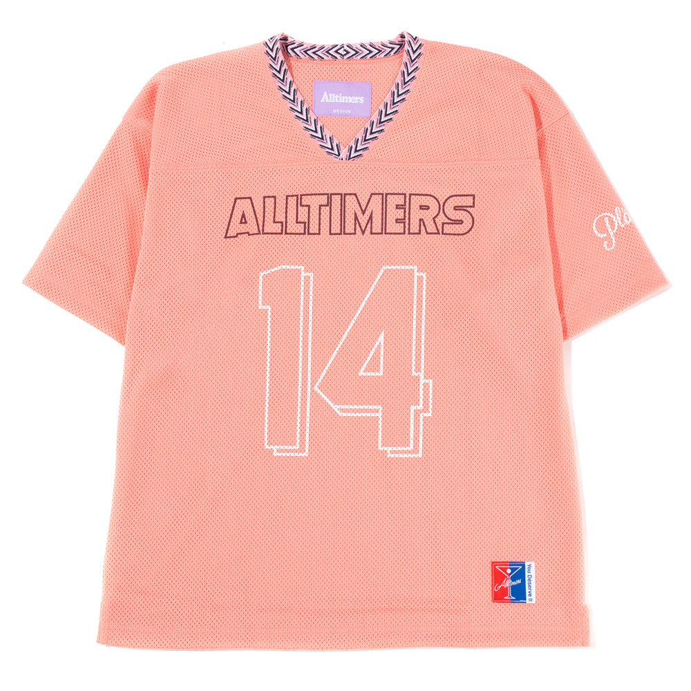Alltimers Wild Shit Jersey / Pink - Deadstock.ca
