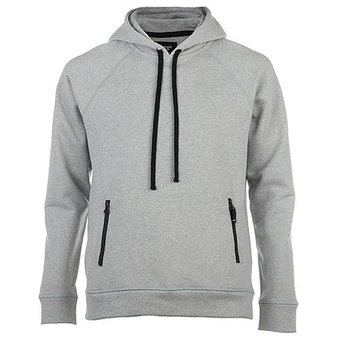 {ie PULLOVER HOODY / HEATHER GREY - 1
