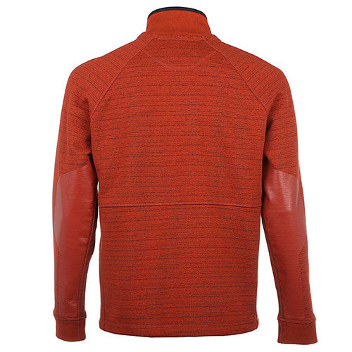 {ie UTILITY MOCK NECK SWEATER / PICANTE - 2