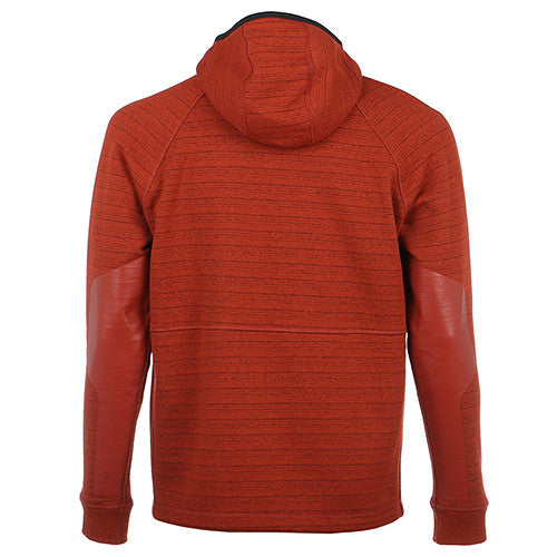 {ie UTILITY HOODED SWEATER / PICANTE - 2