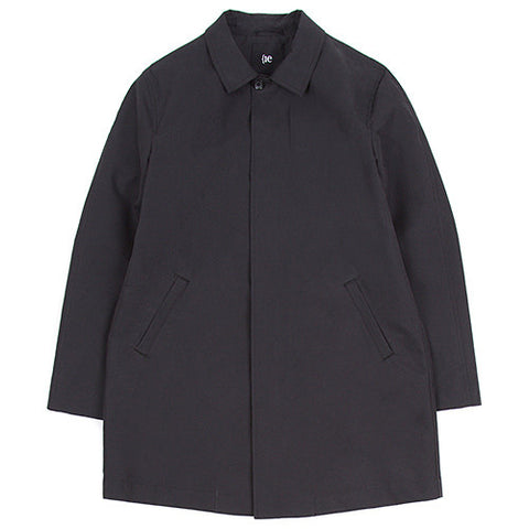 {ie BONDED MAC JACKET / BLACK - 1
