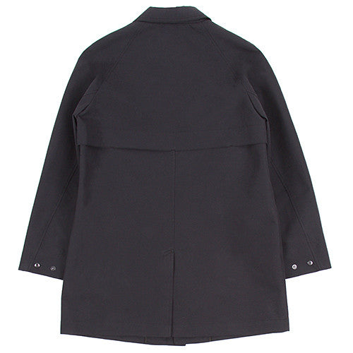 {ie BONDED MAC JACKET / BLACK - 6