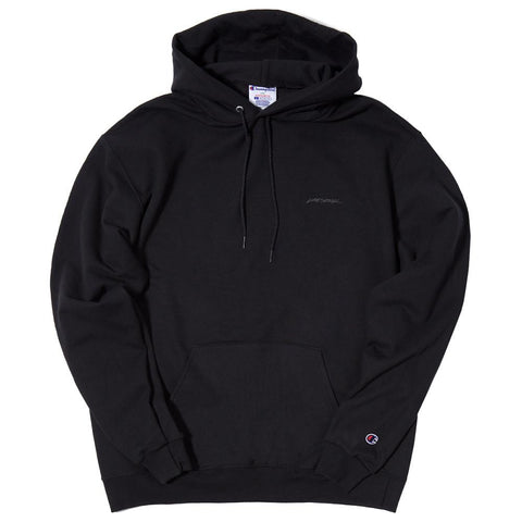 LIVESTOCK CHAMPION PULLOVER HOODIE REFLECTIVE / BLACK - 1