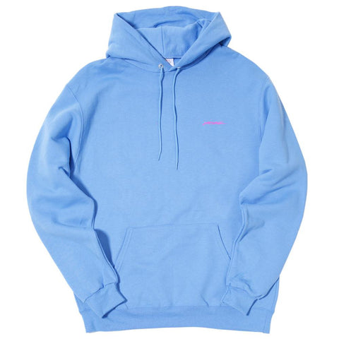 LIVESTOCK CHAMPION PULLOVER HOODIE / LT BLUE - 1