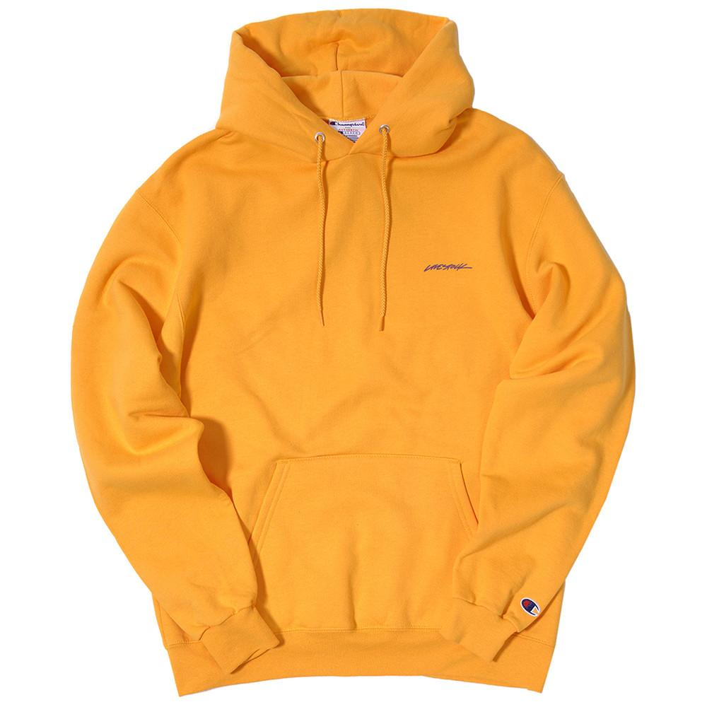 LIVESTOCK CHAMPION PULLOVER HOODIE / GOLD - 1