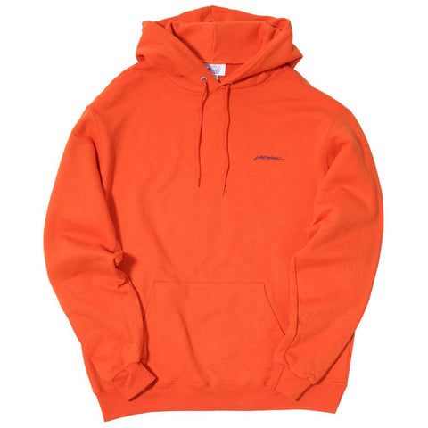LIVESTOCK CHAMPION PULLOVER HOODIE / ORANGE - 1