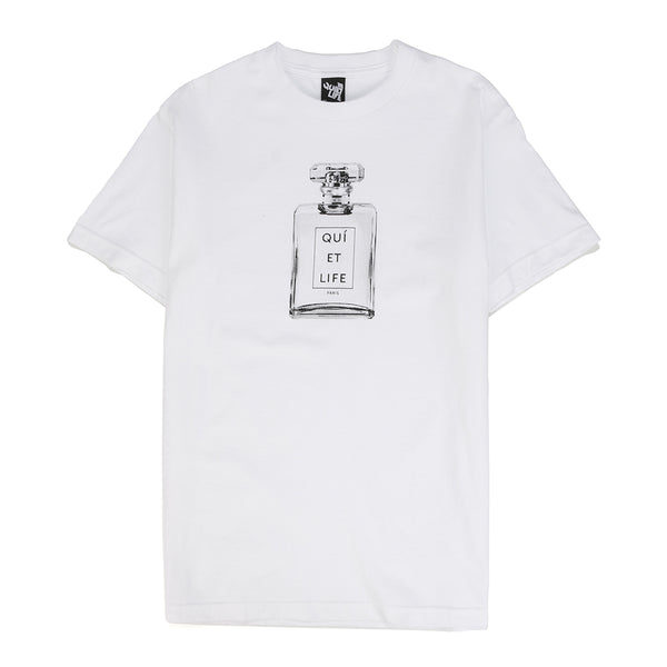 Quiet Life Paris T-shirt / White