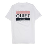 Quiet Life 97 Flags T-shirt / White