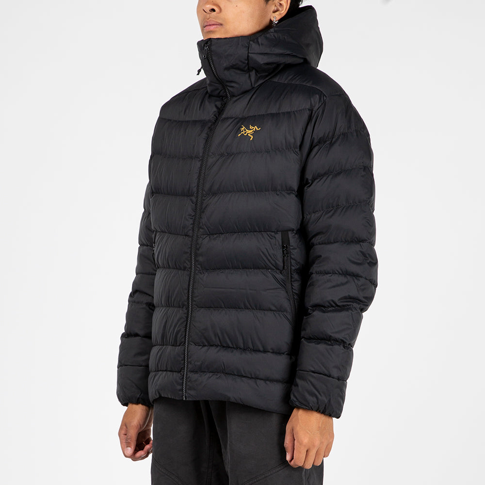 Arc'teryx Thorium AR Hoodie Jacket / 24K Black - Deadstock.ca