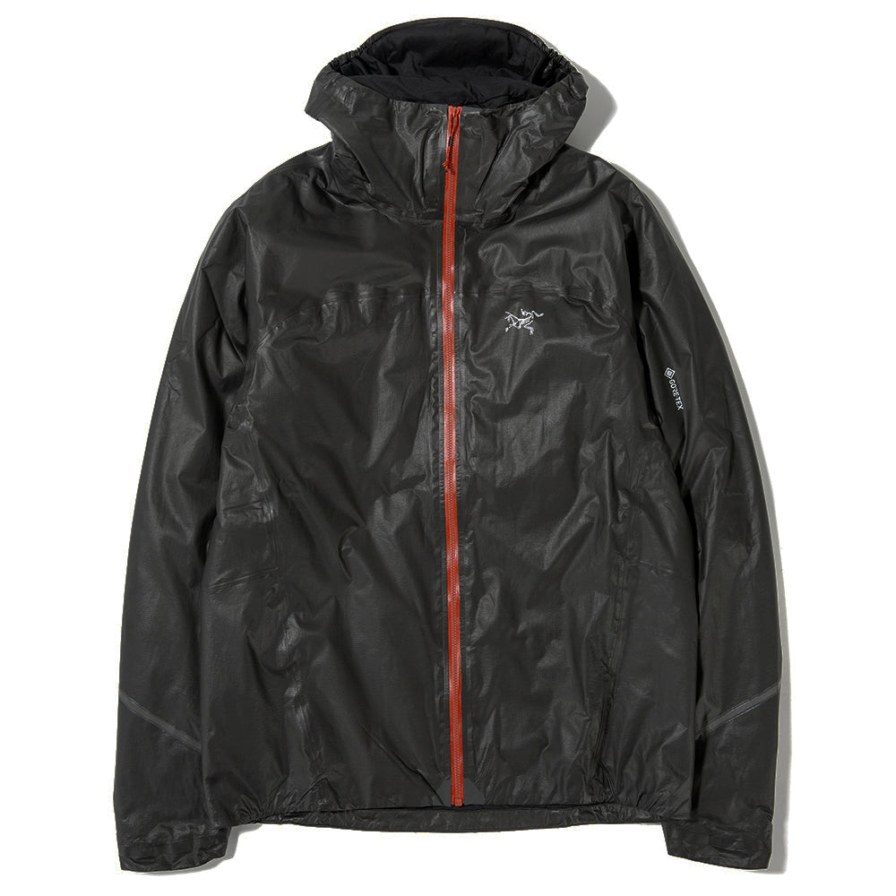 24038-BLK Arc'teryx Norvan SL Insulated Hoodie Jacket Black / Infrared