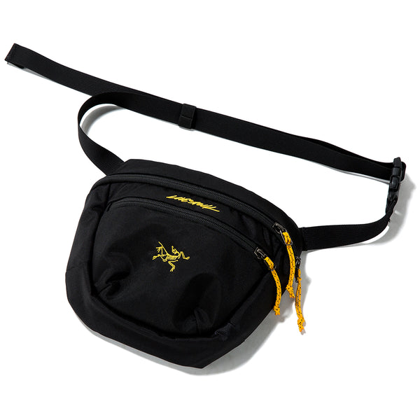 Style code 24945. Arc'teryx Maka 2 Waistpack Exclusively For Livestock / Concrete Amber