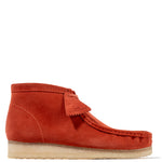 Clarks Originals Wallabee Boot / Burnt Orange Suede - Deadstock.ca