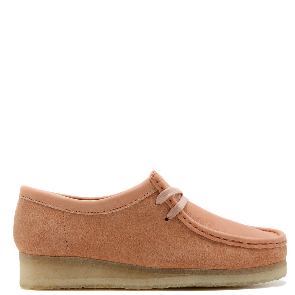 Clarks Originals Women's Wallabee / Sandstone Combi