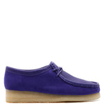 Clarks Originals Women's Wallabee / Purple Combi