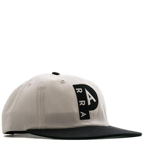 BY PARRA 2 TONE 6 PANEL HAT / OFF WHITE - 1