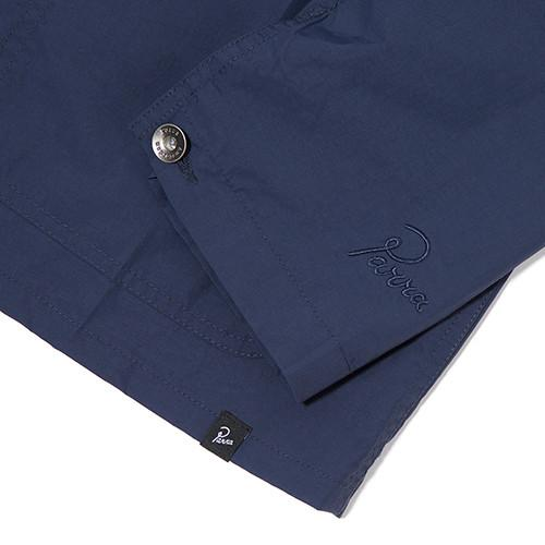 BY PARRA NYLON WORKER SHIRT / NAVY BLUE - 2