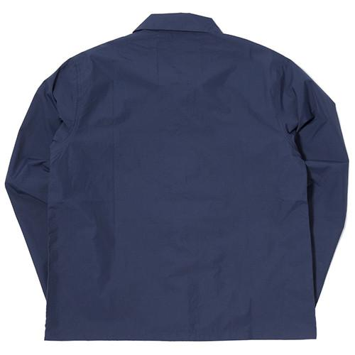 BY PARRA NYLON WORKER SHIRT / NAVY BLUE - 8