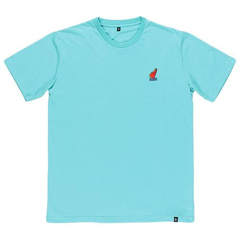 BY PARRA WINGS T-SHIRT / BALTIC - 1
