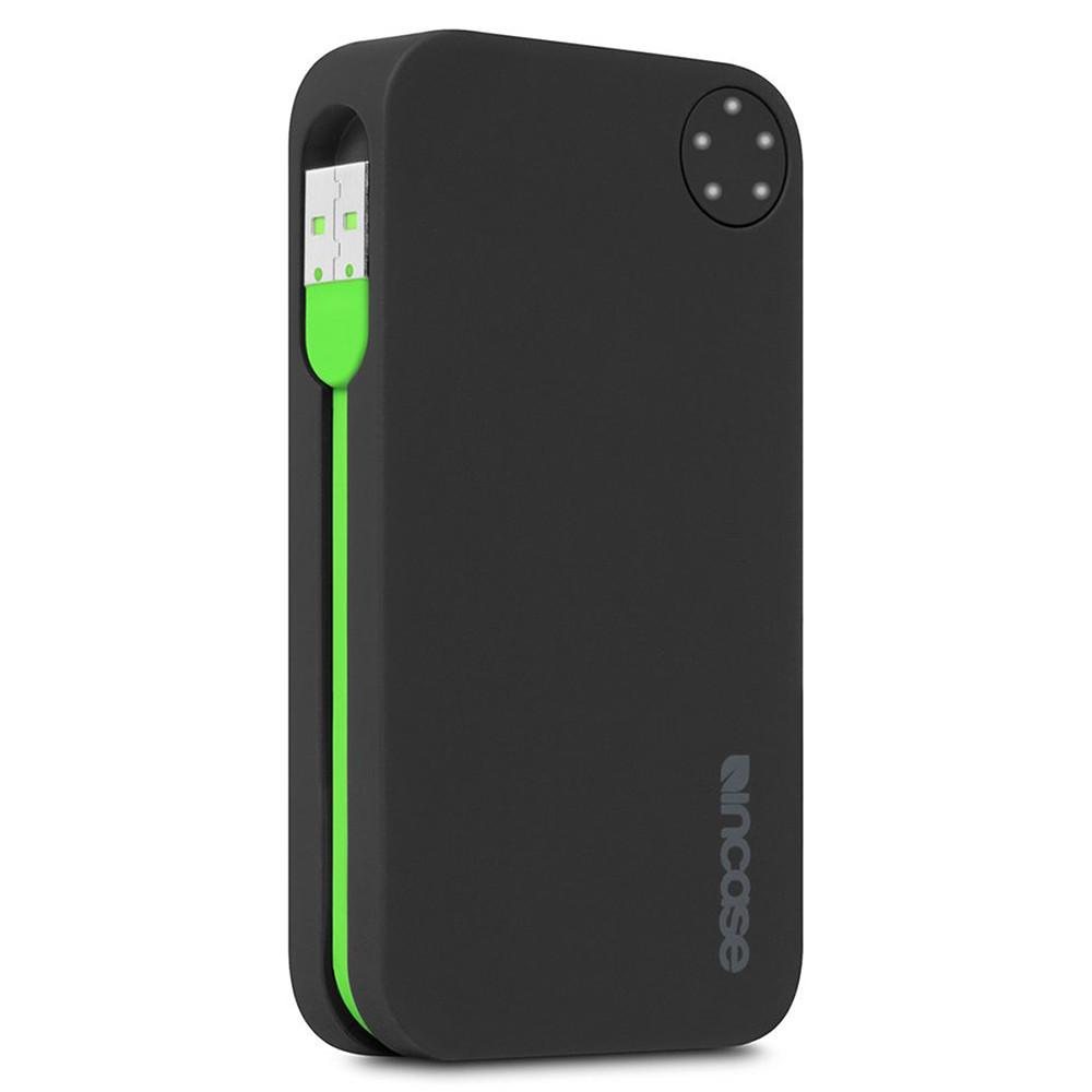 product code EC20064BKG. INCASE PORTABLE POWER 5400 / BLACK MATTE