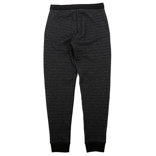 {ie UTILITY SWEATPANT / BLACK - 4