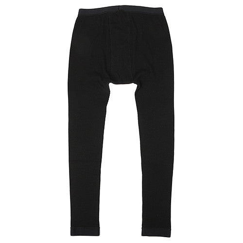 {ie THERMAL LONG JOHNS / BLACK - 2