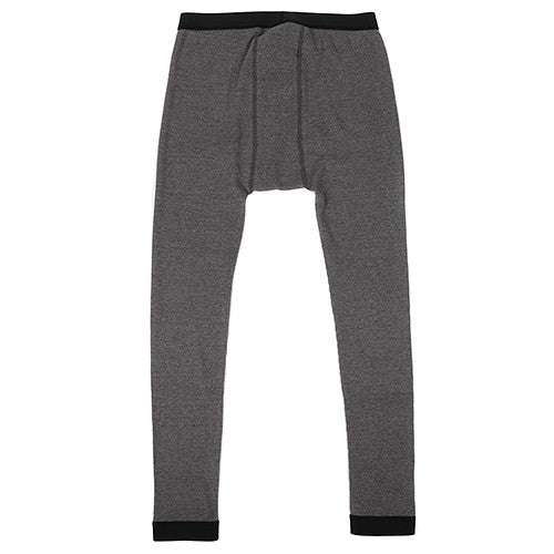 {ie THERMAL LONG JOHNS / HEATHER CHARCOAL - 2