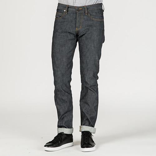 {ie SLIM JEAN / RAW INDIGO - 8