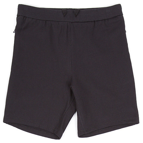{ie RIB FACE SHORT / BLACK - 1