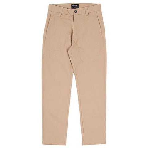 {ie CANVAS CHINO / KHAKI - 1