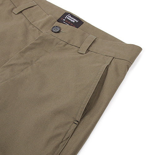 {ie CANVAS CHINO / OLIVE - 3