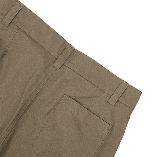 {ie CANVAS CHINO / OLIVE - 5