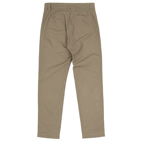 {ie CANVAS CHINO / OLIVE - 2